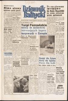 Dziennik Bałtycki, 1958, nr 135