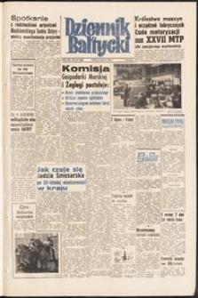 Dziennik Bałtycki, 1958, nr 137