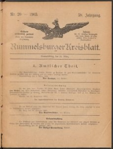 Rummelsburger Kreisblatt 1903 No 20