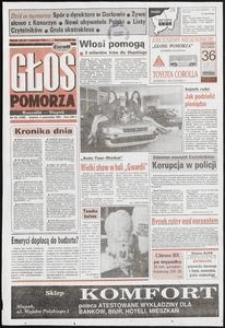 Głos Pomorza, 1992, październik, nr 236