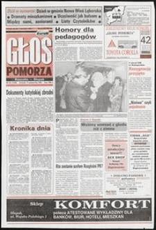 Głos Pomorza, 1992, październik, nr 242