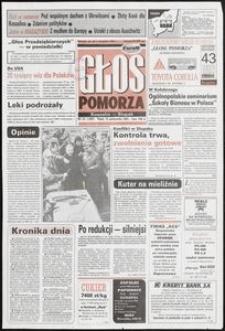 Głos Pomorza, 1992, październik, nr 243