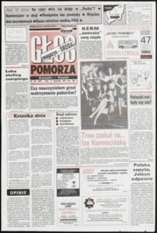 Głos Pomorza, 1992, październik, nr 247
