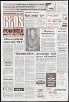 Głos Pomorza, 1992, październik, nr 249