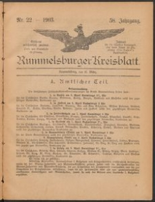 Rummelsburger Kreisblatt 1903 No 22
