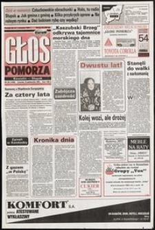 Głos Pomorza, 1992, październik, nr 254
