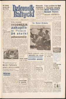 Dziennik Bałtycki, 1958, nr 151
