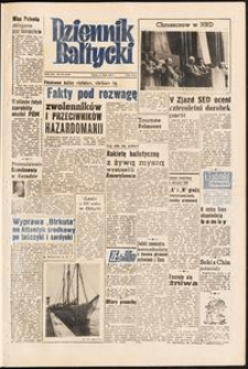 Dziennik Bałtycki, 1958, nr 163