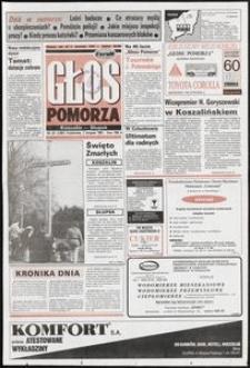 Głos Pomorza, 1992, listopad, nr 257