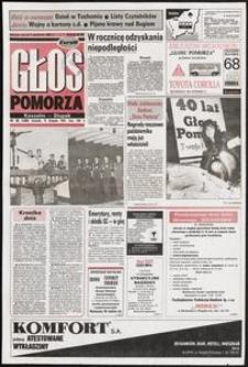 Głos Pomorza, 1992, listopad, nr 265