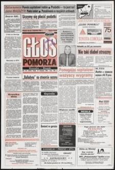 Głos Pomorza, 1992, listopad, nr 272