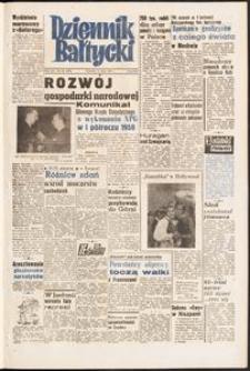 Dziennik Bałtycki, 1958, nr 180