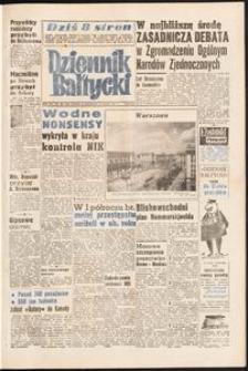 Dziennik Bałtycki, 1958, nr 189
