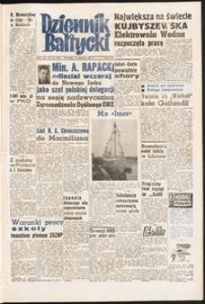 Dziennik Bałtycki, 1958, nr 190
