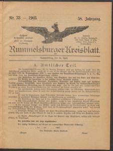 Rummelsburger Kreisblatt 1903 No 33
