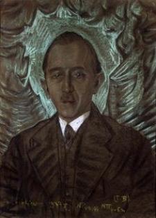 Portrait Jerzy Komorowski's