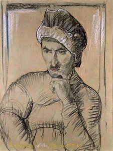 Portrait Jan Józef Głogowski's