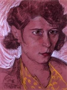 Portrait Józefina Koniński's
