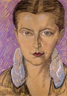 Portrait Waleria Maria Głogowski's