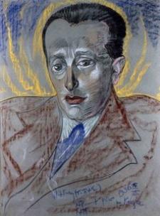 Portrait Henryk Kamm's