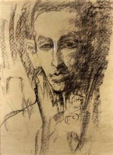 Portrait Jerzy Koniński's