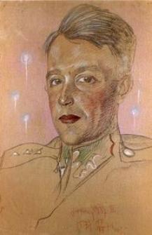 Portrait Wacław Bundyk's