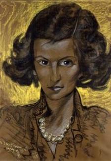 Portrait Irmina Bajer-Nowowiejska