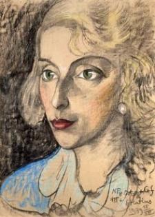 Portrait Jadwiga Netzel's