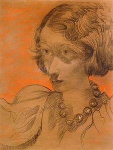 Janina Turowska-Leszczyński's portrait [2]