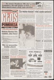 Głos Pomorza, 1993, styczeń, nr 16