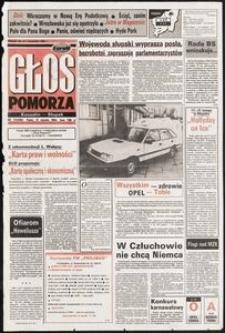 Głos Pomorza, 1993, styczeń, nr 17