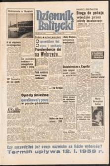 Dziennik Bałtycki, 1958, nr 8