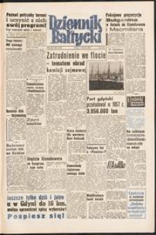 Dziennik Bałtycki, 1958, nr 9