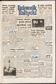 Dziennik Bałtycki, 1958, nr 11