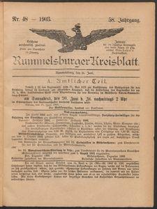 Rummelsburger Kreisblatt 1903 No 48