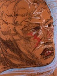 Portret Michała Choromańskiego [3]