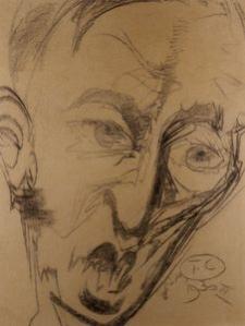 Portrait Kazimierz Sosnowski's