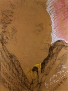 Portrait Janusz Domaniewski's [1]