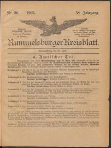 Rummelsburger Kreisblatt 1903 No 50