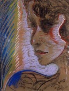 Portrait Aleksandra Totwenowa's [1]