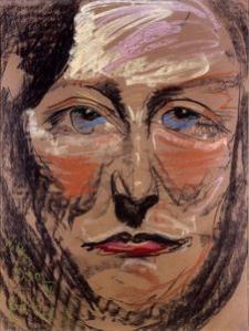 Portrait Zofia Krzeptowski's [2]