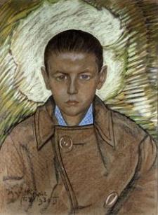 Portrait Jerzy Burnat's