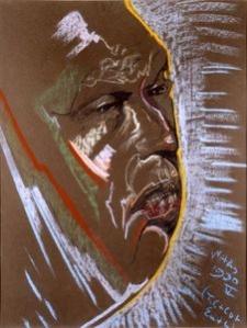 Portrait Michał Choromański's [6]