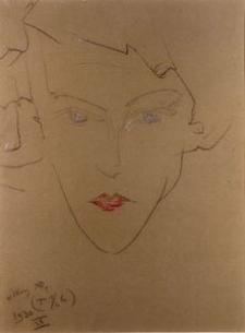Portrait Irena Landesman's