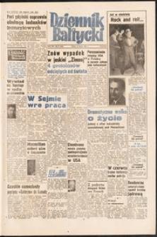 Dziennik Bałtycki, 1958, nr 38