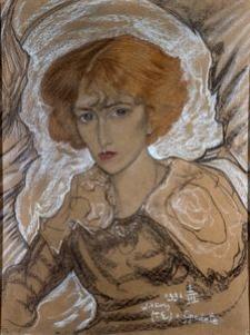 Portrait Zofia Schroeder's