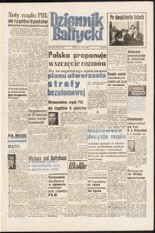Dziennik Bałtycki, 1958, nr 41