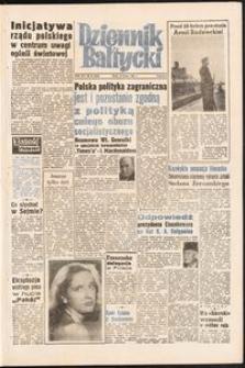 Dziennik Bałtycki, 1958, nr 42
