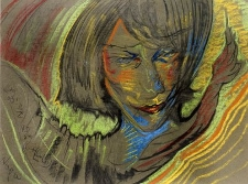 Portrait Zofia Jagodowski's [3]