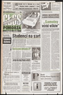 Głos Pomorza, 1993, październik, nr 230